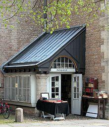 Antiquariat am Burgplatz Braunschweig - das kleinste Deutschlands