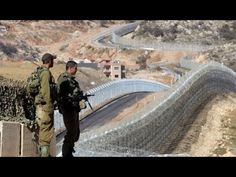 Israel Will Fortify 250-Mile Fence Along Jordan Border To Stop Radical I...