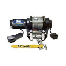 SUPER WINCH TRUCK 3000 AUTO FOUR WHEELER TOWING BOAT TRAILOR OUTDOORS