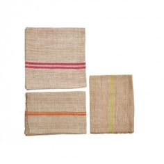 Beyond Burlap Table Linens for Summer and Fall