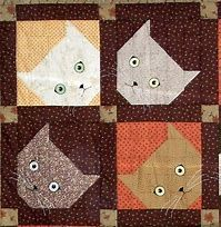 Image result for Free Dog Quilt Block Patterns