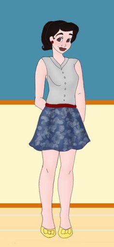 Disney Character, but the clothing ideas belong to me, please don't take them. Snow in her alt outfit, homecoming dress and prom dress They're all based. Disney High Schools, Snow White Evil Queen, Modern Disney, Disney Fashion, Disney Style, White Fashion, Homecoming Dresses, Cartoons, University