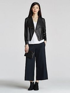 EILEEN FISHER: Leather Bags & Belts