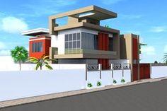 Projet de construction d'une residence a Abidjan en Cote d'ivoire, Abidjan, 2014 - Albert Kwessi
