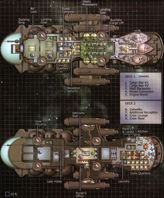 Floating World Class cruise liner - The Firefly and Serenity Database - Joss Whedon