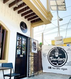 📍We are located at Casa Rizalina Hotel, Burgos St. Boba Bar, Vigan, Broadway Shows, Tea, City, City Drawing, Teas, Cities, Tees