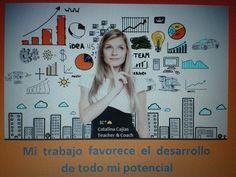 Mi trabajo favorece el desarrollo de todo mi potencial*