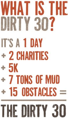 Dirty 30 Race Signed up to do this Tulsa Oklahoma, Oklahoma City, News Web Design, Thing 1, Fitness Activities, Running Workouts, Thinspiration, Work Outs, Boy Scouts