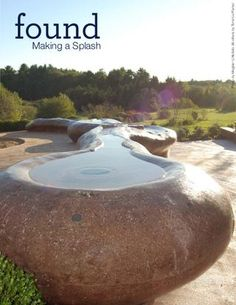 Water Feature at Cornerstone Montessori School in NH