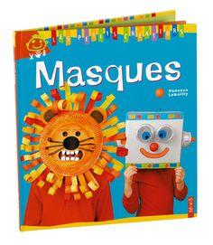 Un livre pour apprendre à fabriquer ses propres masques