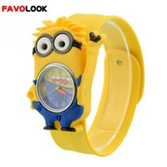 3D Eye Despicable Me minion Cartoon watch Precious Milk Dad Cute Children clock Baby kid Quartz Wrist Watches for Girls Boys //Price: $3.68 & FREE Shipping //     #trending    #love #TagsForLikes #TagsForLikesApp #TFLers #tweegram #photooftheday #20likes #amazing #smile #follow4follow #like4like #look #instalike #igers #picoftheday #food #instadaily #instafollow #followme #girl #iphoneonly #instagood #bestoftheday #instacool #instago #all_shots #follow #webstagram #colorful #style #swag…