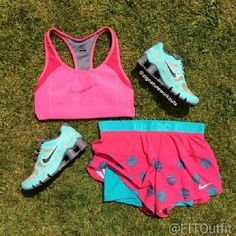 e0ab40926c3c3 Today s  FITOutfit is by  signatureworkouts  nikewomen sports bra