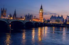 Big Ben and the River Thames