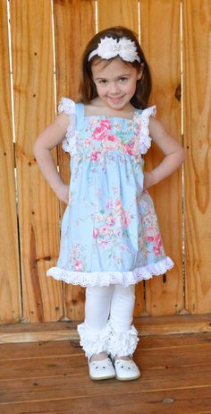 The Amelie Dress//Easter Dress//Sizes by PennyLaneBoutiqueSC