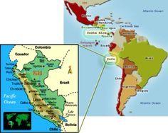 Conoce más sobre la ubicación geográfica y el clima de Perú antes de emprender tu viaje a nuestro país.