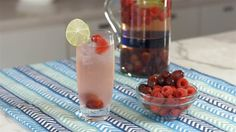 Give your sangria a little twist with this delicious version.
