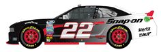 JOEY LOGANO'S SNAP-ON TOOLS FORD