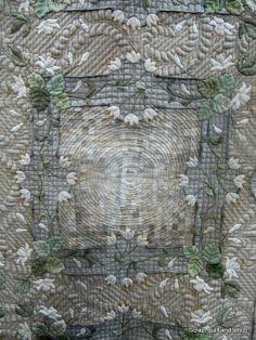 Scrap,quilt and stitch: Yoko Saïto à Sainte Marie aux Mines