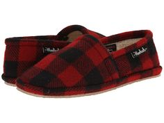 Woolrich Chatham Chill Red Buffalo Check