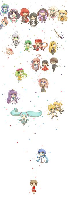 Tags: Hatsune Miku, Vocaloid, Kagamine Rin, Kagamine Len, KAITO, Megurine Luka, MEIKO (Vocaloid), Kamui Gakupo, GUMI, Miki, Hiyama Kiyoteru, Kaai Yuki, Lily (Vocaloid), Nekomura Iroha, VY1, Ryuto, Utatane Piko, CUL, Phyllon Lithos, VY2, Aoki Lapis, SeeU, Akikoroid-chan, Mew (Vocaloid), Tone Rion, Yuzuki Yukari, IA, Voiceroid