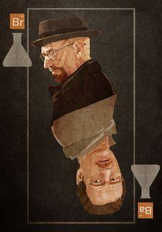 Breaking Bad: Heisenberg vs. Walter White