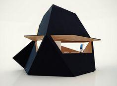 Tetra-Shed Prefab Office