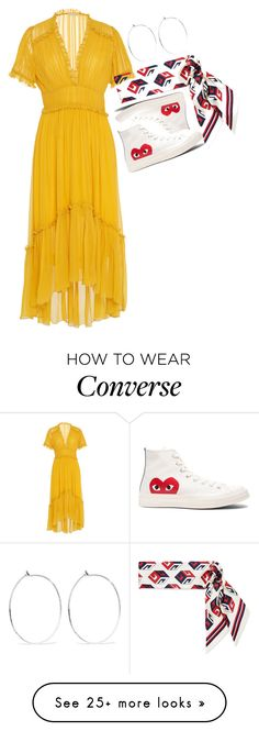 """""""Untitled #344"""" by rubydo2 on Polyvore featuring Ulla Johnson, Play Comme des Garçons, Gucci and Catbird"""