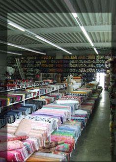 Stoffe für Bekleidung, Deko und Möbel online