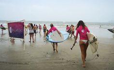 Billabong Girls Brasil Stand Up Day