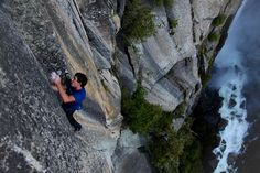 Q&A: Alex Honnold On Climbing El Capitan Without Ropes, Fear And ...