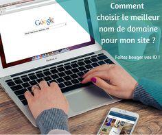 Astuces pour choisir le parfait nom de domaine pour votre site PLUS OFFERT une feuille de travail pour vous aider !