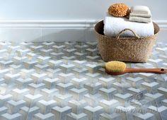 Francois Mosaic Floor - Illusions™ Collection   New Ravenna