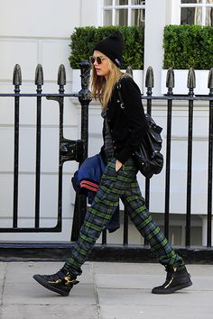 12 Times Cara Delevingne Redefined Off-Duty Style (in the Best Way Possible)