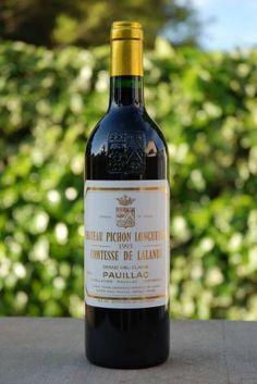 WINE  Château Pichon-Longueville Comtesse de Lalande 1953