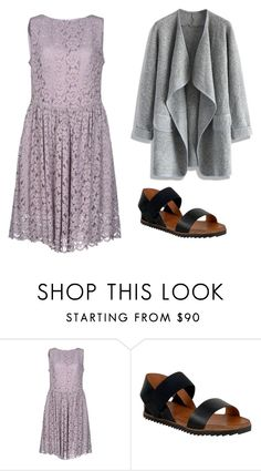 """p"" by jessica-rose-lentz on Polyvore featuring Charlott, Miz Mooz and Chicwish"
