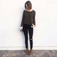 Acacia Brinley outfit