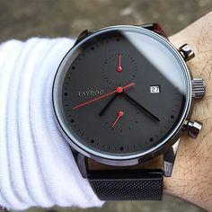 Chubster's choice Men's Watches - Watches for Men ! - Coup de cœur du Chubster Montre pour homme ! Tayroc Watches