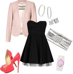 """""""Vegas Outfit"""" by laur-ash on Polyvore  Love!!!"""