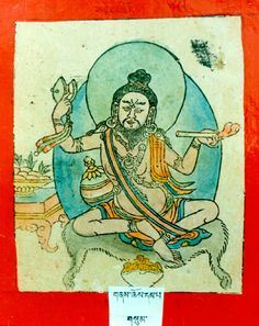 Gurhu Padampa Sanggye - The Treasury of Lives: Biographies of Himalayan Religious Masters. A teacher who travelled through Tibet