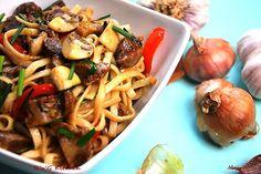 R'n'G Kitchen: Żołądki drobiowe po tajsku
