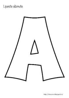 Clasa pregatitoare: Fise de lucru sunetul si litera A School Lessons, Atari Logo, Preschool, Logos, Beauty Nails, Homeschooling, Printables, Google, Activities
