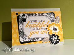 M. Tabori Design: Simon Says Stamp Card Kit - March 2015