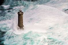 The Wave Swept Lighthouses of Brittany, France | Amusing Planet
