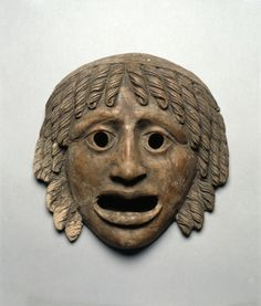 Mask, Italy, Roman ♨️ :More At FOSTERGINGER At Pinterest ♨️