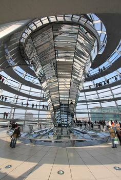 Reichstag, Berlin by Norman Foster