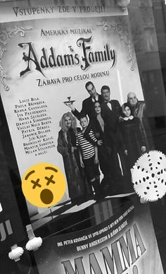 The Addams Family musical :o <3