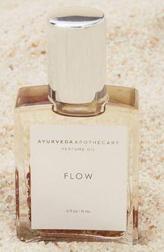 Yoke + Ayurveda Apothecary 'Flow' Balancing Perfume Oil