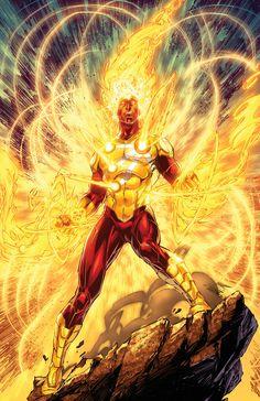 Firestorm | Brett Booth | Gat Melvyn