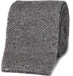 Burberry knitted tie £115