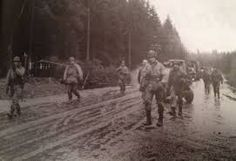 Image result for 28th inf div in the hurtgen forest photos